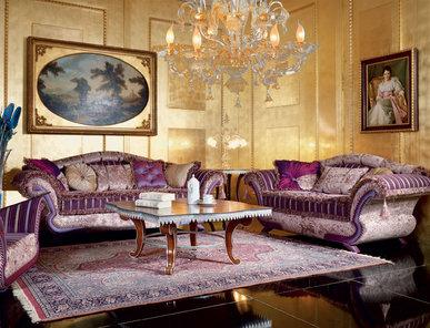Итальянская мягкая мебель Giada Elegance фабрики Carlo Asnaghi