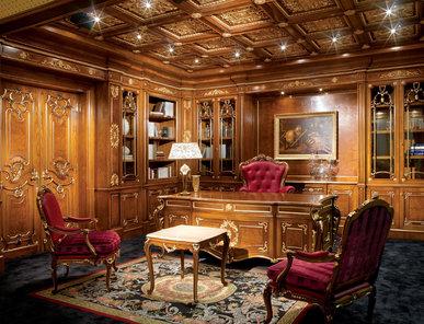 Итальянский кабинет Elegance фабрики Carlo Asnaghi