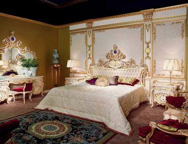 Итальянская спальня Minerva Elegance фабрики Carlo Asnaghi