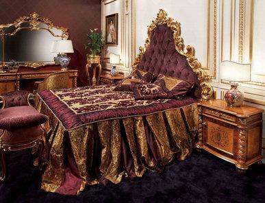 Итальянская спальня Tosca Elegance фабрики Carlo Asnaghi