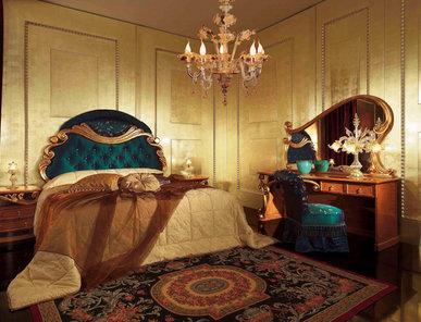 Итальянская спальня Aurea Elegance фабрики Carlo Asnaghi