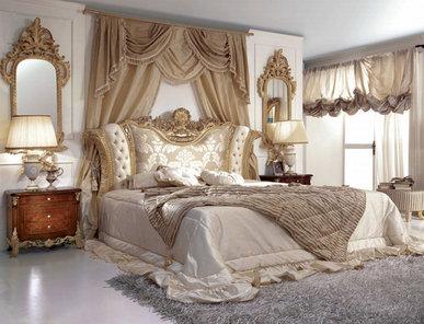 Итальянская спальня Trianon Epoque фабрики Carlo Asnaghi