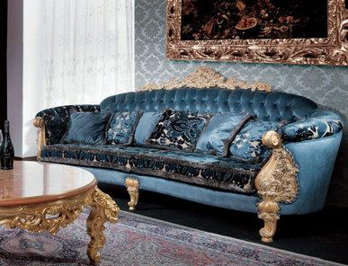 Итальянская мягкая мебель Regale Elite фабрики Carlo Asnaghi