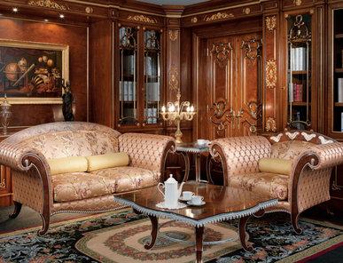 Итальянская мягкая мебель Laurel Elite фабрики Carlo Asnaghi