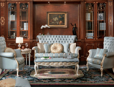 Итальянская мягкая мебель Patrick Elite фабрики Carlo Asnaghi