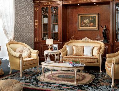 Итальянская мягкая мебель Silla Elite фабрики Carlo Asnaghi