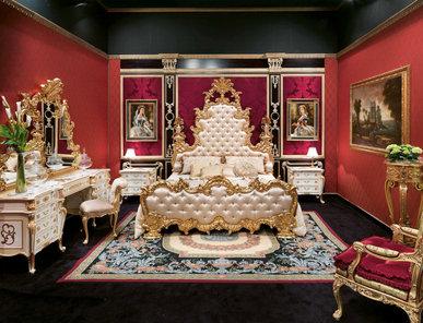 Итальянская спальня Majesty Elite фабрики Carlo Asnaghi