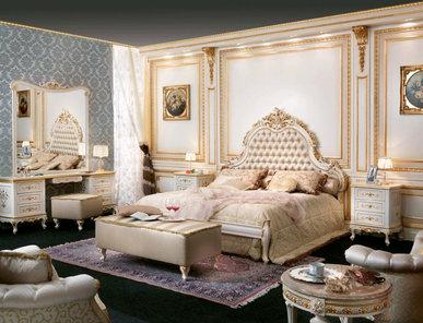 Итальянская спальня Ginevra Elite фабрики Carlo Asnaghi