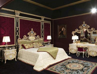 Итальянская спальня Flora Elite фабрики Carlo Asnaghi