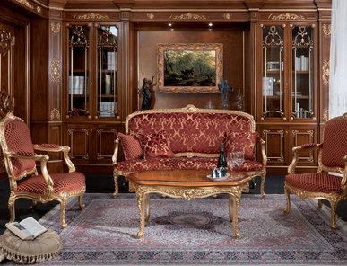 Итальянская мягкая мебель Sissy Charme фабрики Carlo Asnaghi