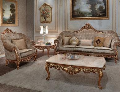 Итальянская мягкая мебель Etna Charme фабрики Carlo Asnaghi