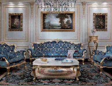 Итальянская мягкая мебель Evia Charme фабрики Carlo Asnaghi