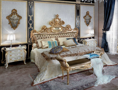 Итальянская спальня Persia Charme фабрики Carlo Asnaghi