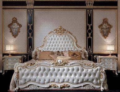 Итальянская спальня Skia Charme фабрики Carlo Asnaghi