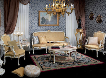 Итальянская мягкая мебель Andros Charme фабрики Carlo Asnaghi