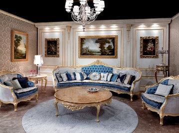 Итальянская мягкая мебель Hermes Charme фабрики Carlo Asnaghi