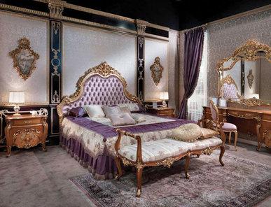 Итальянская спальня Sofia Charme фабрики Carlo Asnaghi
