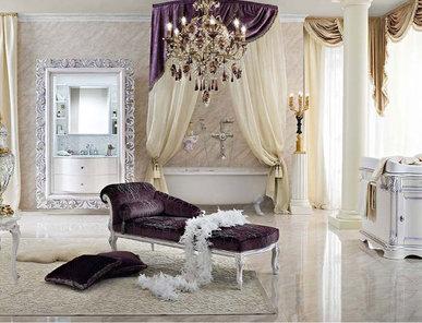 Итальянская мебель для ванных комнат фабрики Modenese Gastone