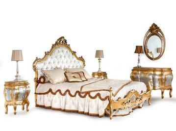 Итальянская спальня Dorata фабрики Exedra
