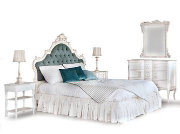 Итальянская спальня Turchese фабрики Exedra