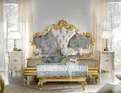 Итальянские кровати Diamante фабрики Casa +39