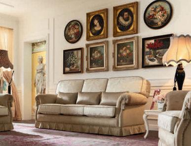 Итальянская мягкая мебель Giulietta e Romeo фабрики GIORGIOCASA (Композиция 04)
