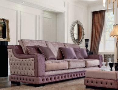 Итальянская мягкая мебель Giulietta e Romeo фабрики GIORGIOCASA (Композиция 05)