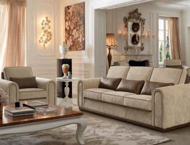 Итальянская мягкая мебель Giulietta e Romeo фабрики GIORGIOCASA (Композиция 18)