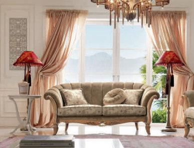 Итальянская мягкая мебель Giulietta e Romeo фабрики GIORGIOCASA (Композиция 20)