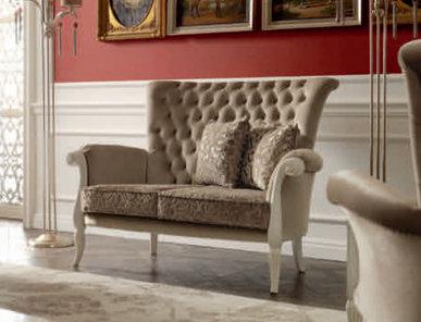 Итальянская мягкая мебель Giulietta e Romeo фабрики GIORGIOCASA (Композиция 21)