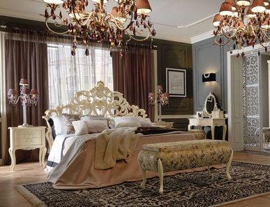 Итальянская спальня Memorie Veneziane Laccato фабрики GIORGIOCASA