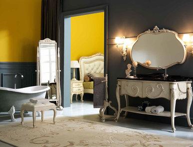 Итальянская ванная комната фабрики SILVANO GRIFONI Композиция 01