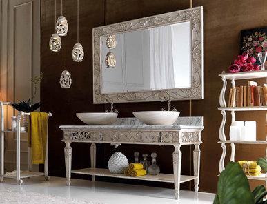 Итальянская ванная комната фабрики SILVANO GRIFONI Композиция 04