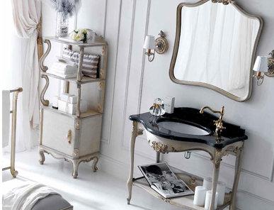Итальянская ванная комната фабрики SILVANO GRIFONI Композиция 05