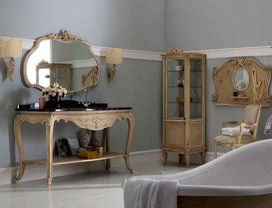 Итальянская ванная комната фабрики SILVANO GRIFONI Композиция 09