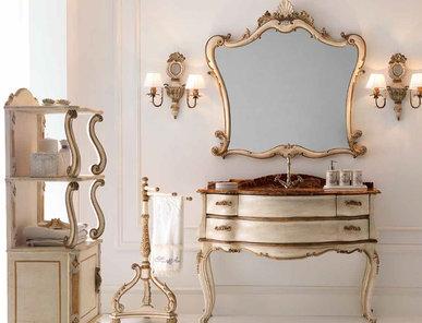 Итальянская ванная комната фабрики SILVANO GRIFONI Композиция 16
