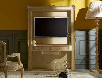 Итальянская мебель для ТВ фабрики SILVANO GRIFONI