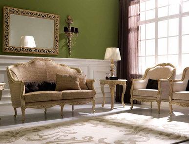 Итальянская мягкая мебель фабрики SILVANO GRIFONI