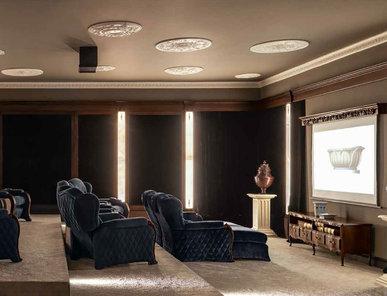 Итальянский домашний кинотеатр Milano 2016 фабрики SAVIO FIRMINO