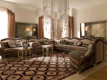 Итальянская мягкая мебель Milano 2016 фабрики SAVIO FIRMINO (Comp.07)