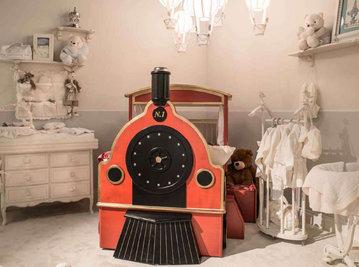 Итальянская детская спальня Notte Fatata 2016 фабрики SAVIO FIRMINO (Comp.1)