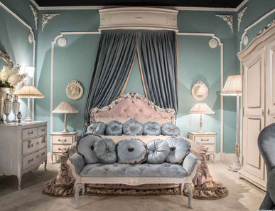 Итальянская спальня Milano 2016 фабрики SAVIO FIRMINO (Comp.1)