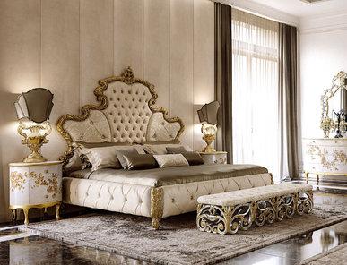Итальянская спальня фабрики ANDREA FANFANI (Композиция 1)