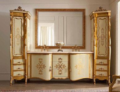 Итальянская мебель для ванной фабрики ANDREA FANFANI
