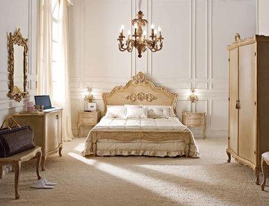 Итальянская спальня фабрики ANDREA FANFANI (Композиция 9)