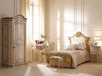 Итальянская спальня фабрики ANDREA FANFANI (Композиция 15)