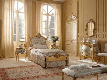 Итальянская спальня фабрики ANDREA FANFANI (Композиция 16)
