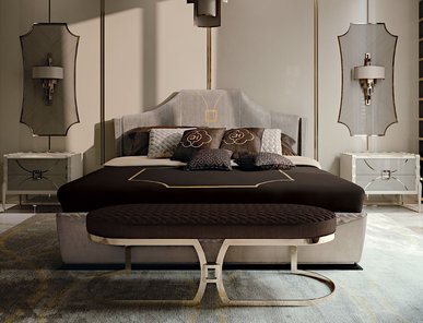 Итальянская спальня London фабрики CARPANESE HOME