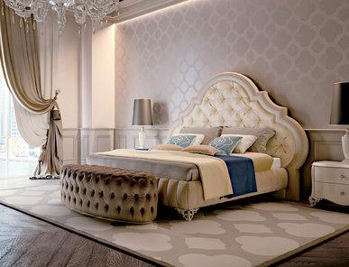 Итальянская спальня Dubai фабрики CARPANESE HOME (Композиция 1)