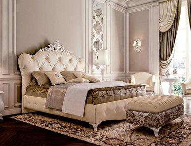 Итальянская спальня Como фабрики CARPANESE HOME (Композиция 1)
